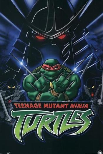 Черепашки ниндзя. Новые приключения - (Teenage Mutant Ninja Turtles)