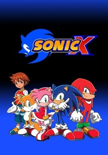 Соник Х - (Sonic X)