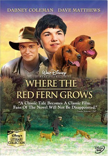 ������ �������� ����������� - (Where the Red Fern Grows)