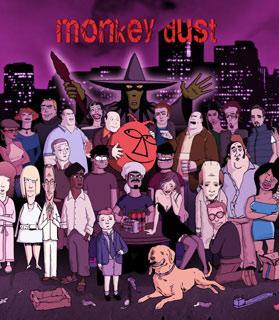 38 Обезьян - (Monkey Dust)