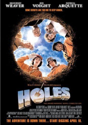 Клад - (Holes)