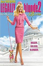 ��������� � ������ 2: �������, ����� � ��������� - (Legally Blonde 2: Red, White & Blonde)