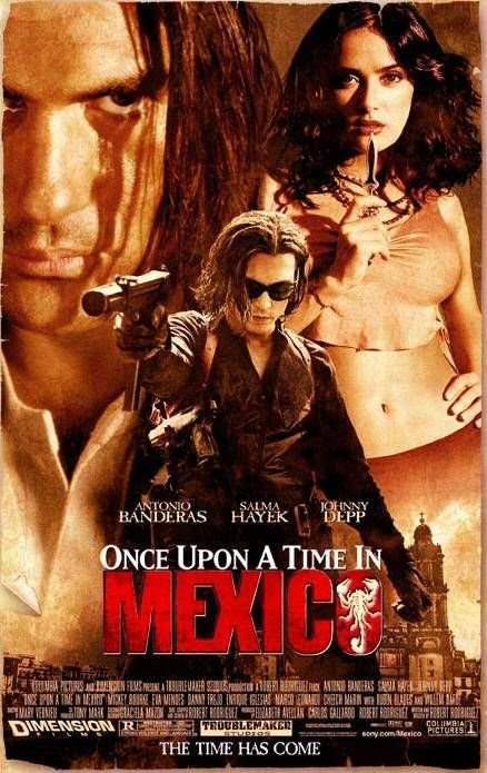 ������� � �������: ��������� 2 - (Once Upon a Time in Mexico)