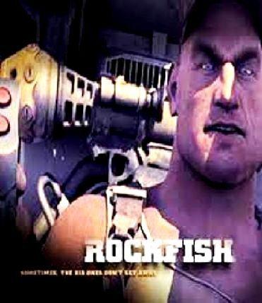 Рыба-скала - (Rockfish)
