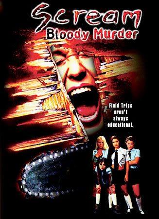 Кричащая кровь - (Scream Bloody Murder)