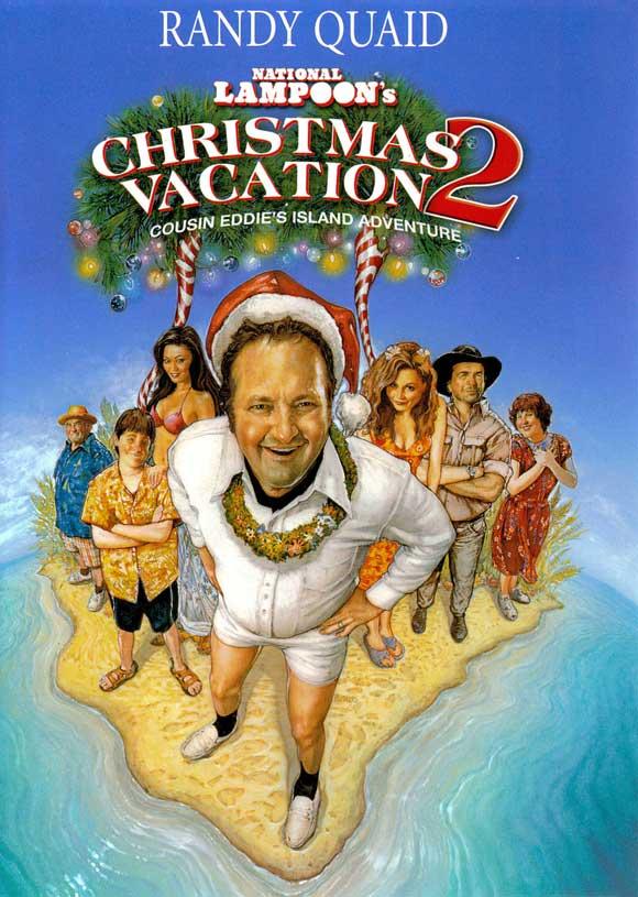 Рождественские каникулы 2: Приключения кузена Эдди на необитаемом острове - (Christmas Vacation 2: Cousin Eddie's Island Adventure)