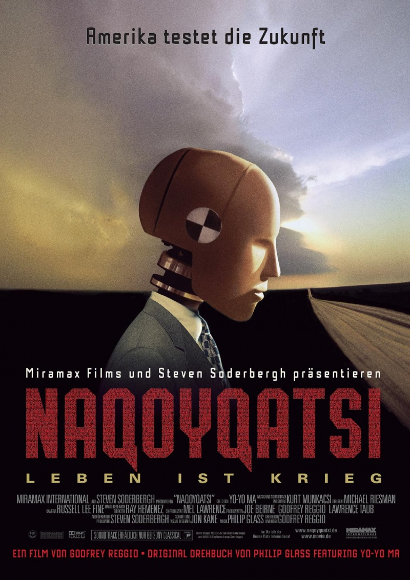 Накойкаци. Жизнь как война - (Naqoyqatsi. Life As War)