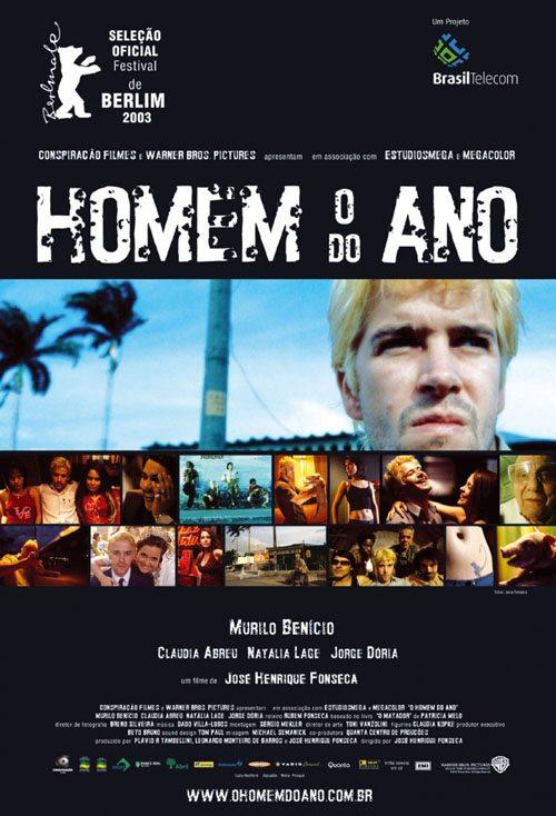 Человек года - (O Homem do Ano)
