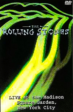 The Rolling Stones: Live At The Madison Square Garden