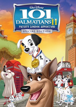 101 далматинец 2: Приключения Патча в Лондоне - (101 Dalmatians II: Patch's London Adventure)