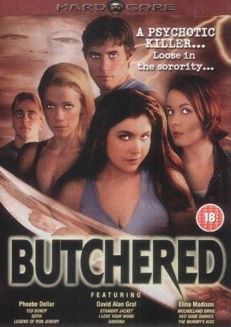 Ночь в заброшенном доме - (Butchered (The Hazing))