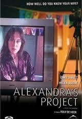 Проект Александры - (Alexandra's Project)