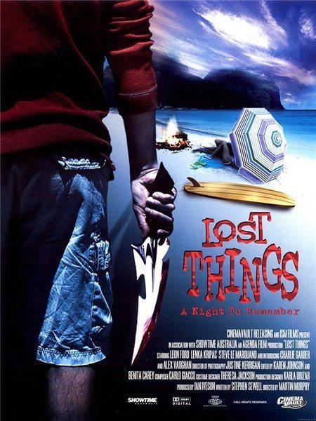 Потерявшиеся - (Lost Things)