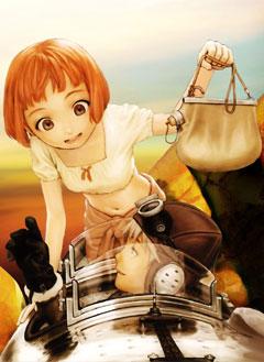 Изгнанник (Последний Экзайл: Сереброкрылая Фам) - (Last Exile: Ginyoku no Fam)