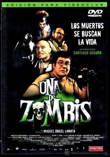 Фильм про зомби - (Una de zombis)