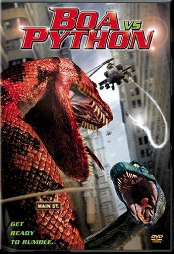 Змеиная битва - (Boa vs. Python)