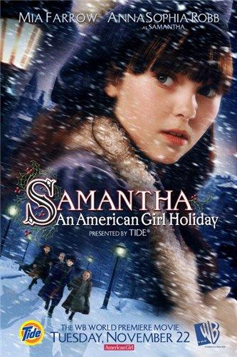 Саманта: Каникулы американской девочки - (Samantha: An American girl holiday)
