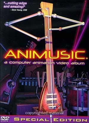 Анимузыка - (Animusic)