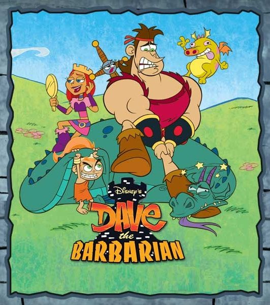 ����-������ - (Dave the Barbarian)