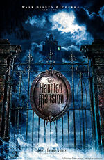������� � ������������ (��� � ���������) - (The Haunted Mansion)