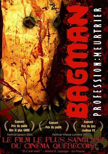 Бэгмэн: Легенда о кровавом убийце - (Le bagman - Profession: Meurtrier)