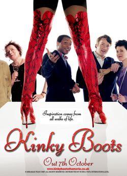 Чумовые боты - Kinky Boots