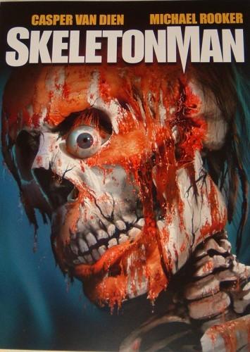 Человек-скелет - (Skeleton Man)