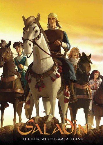 Саладин - (Saladin: The Animated Series)