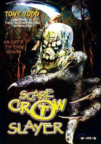 Пугало-убийца - (Scarecrow Slayer)