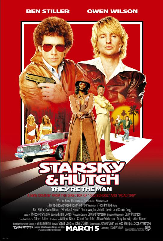 Убойная парочка: Старски и Хатч - (Starsky & Hutch)
