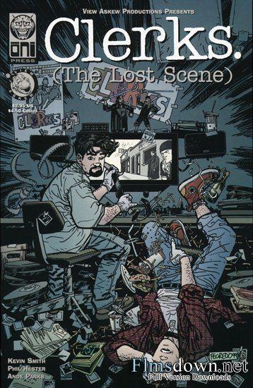 Клерки: Потерянная сцена - (Clerks: The Lost Scene)
