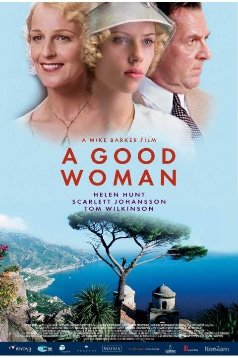 Хорошая женщина - (A Good Woman)