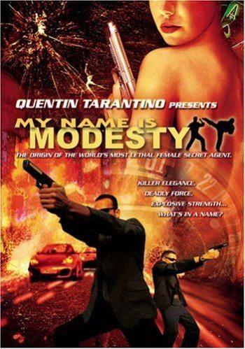 Приключения Модести Блэйз - (My Name Is Modesty: A Modesty Blaise Adventure)