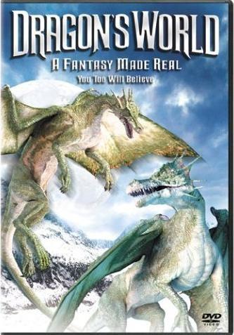 Мир драконов: Ожившая фантазия - (Dragons' World: A Fantasy Made Real)