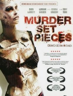 Убийство по кускам - Murder-Set-Pieces