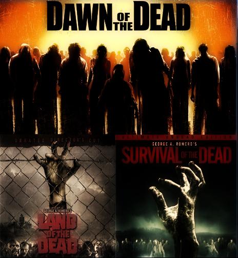 Рассвет мертвецов: Трилогия - (Dawn of the Dead: Trilogy)
