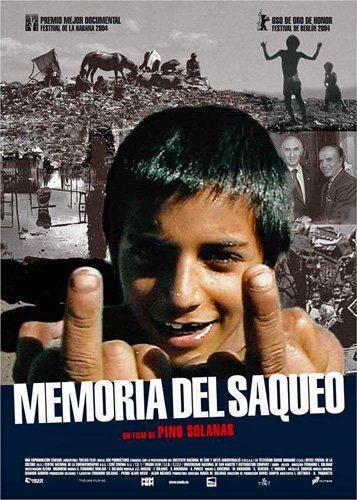 ���������� ������� - (Memoria del Saqueo,Social Genocide)