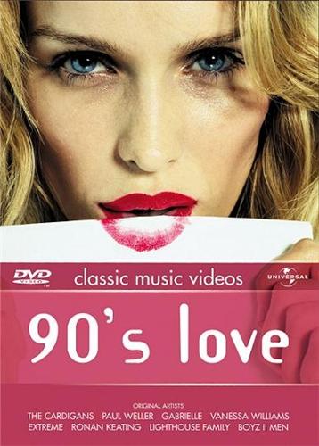 V.A.: 90's Love