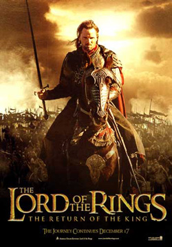 ��������� �����: ����������� ������ - (The Lord of the Rings: The Return of the King)