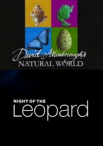 BBC: Наедине с природой: Ночь Леопарда - (Night of the Leopard)