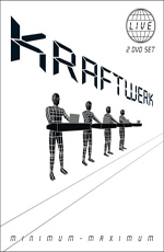 Kraftwerk: Minimum-Maximum