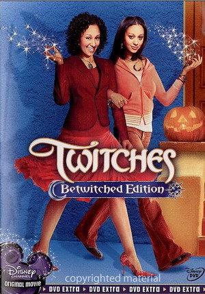 Ведьмы близняшки - (Twitches)