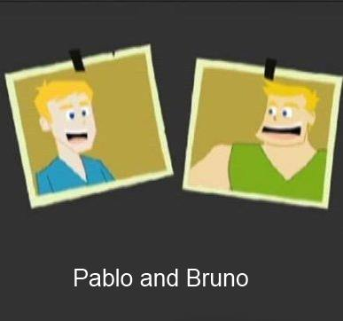 Притча о водопроводе - (Pablo and Bruno )