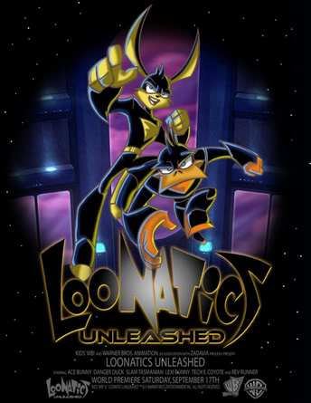 �������� - (Loonatics Unleashed)