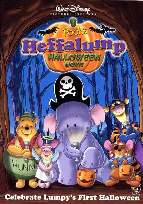 Винни Пух и Слонотоп Хэллоуин - (Pooh's Heffalump Halloween Movie)