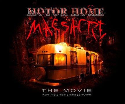 Резня в доме на колесах - (Motor Home Massacre)