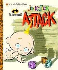Джек-Джек атакует - (Jack-Jack Attack)