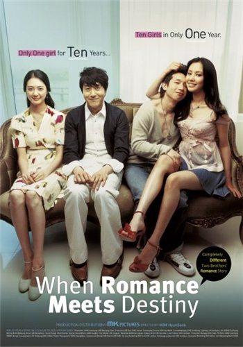 Когда любовь борется с судьбой - (Gwangshiki dongsaeng gwangtae (When Romance Meets Destiny))