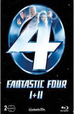 Фантастическая четверка: Дилогия - (Fantastic Four: Dilogy)