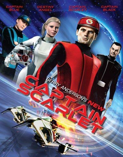 Капитан Скарлет - (Captain Scarlet)